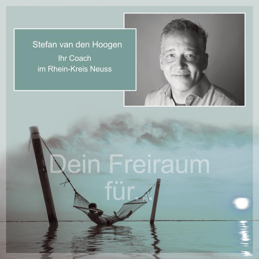 Herr Stefan van den Hoogen Mentales Training und Hypnose Coaching